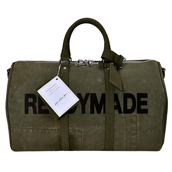 OVERNIGHT BAG/KHAKI