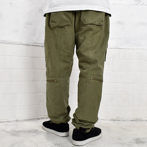 FIELD PANTS/KHAKI