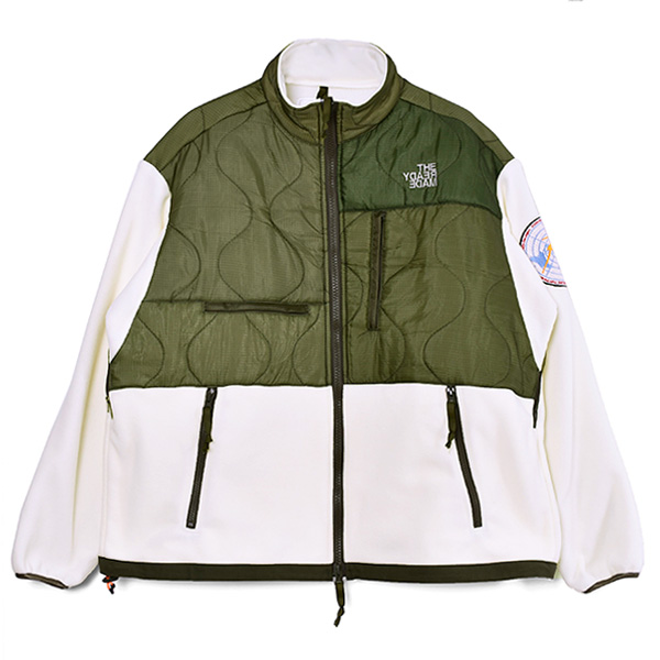 FREECE JACKET/WHITE