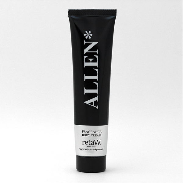 Fragrance Body Cream ALLEN*