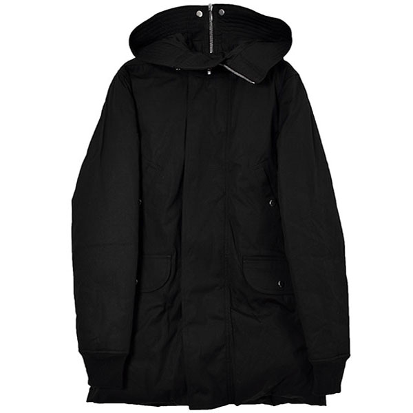 JUMBO PARKA BROTHER/BLACK