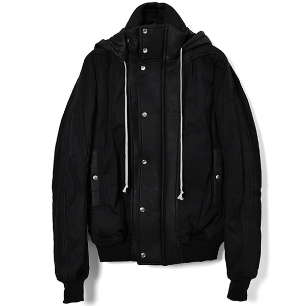 DUSTULATOR JKT/BLACK