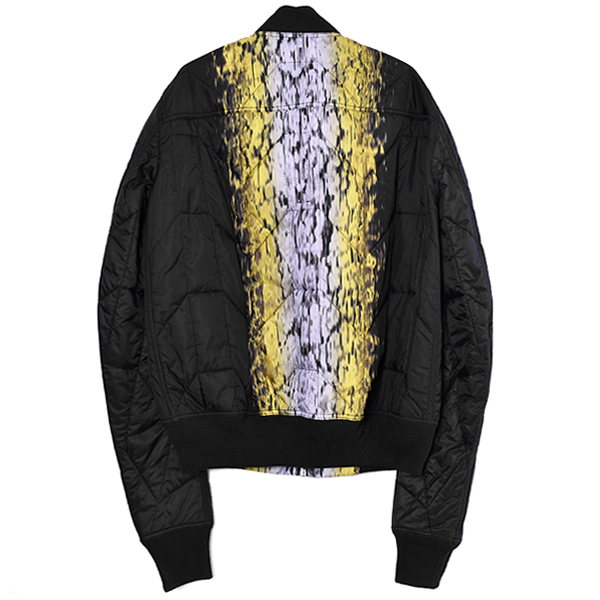 CLOPPED FLIGHT/BLACK/ACID PRINT