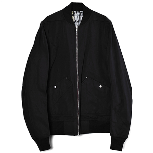 FLIGHT BOMBER/BLACK/BLACK ACID PRINT