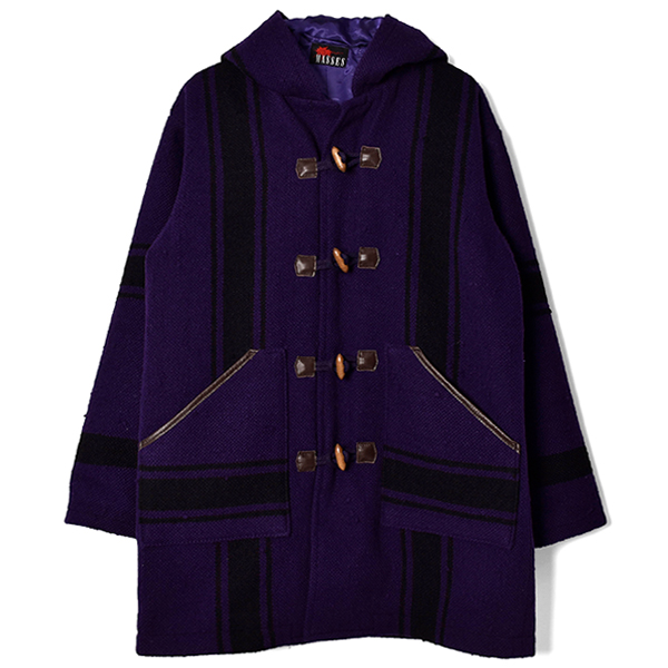 RUG COAT/PURPLE