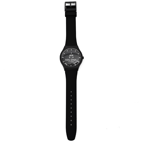 everyday watch./black