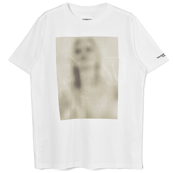 untitled (woman) s/s/white
