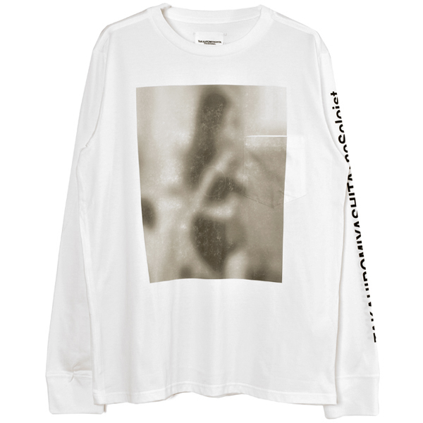 untitled(woman). l/s/white