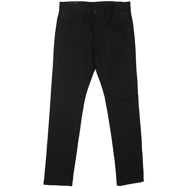 lone star basic skinny jean./black