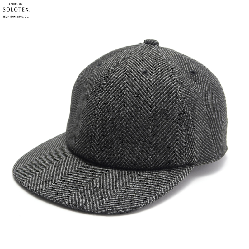 BIG HERRINGBONE CAP(SOPH-192129)