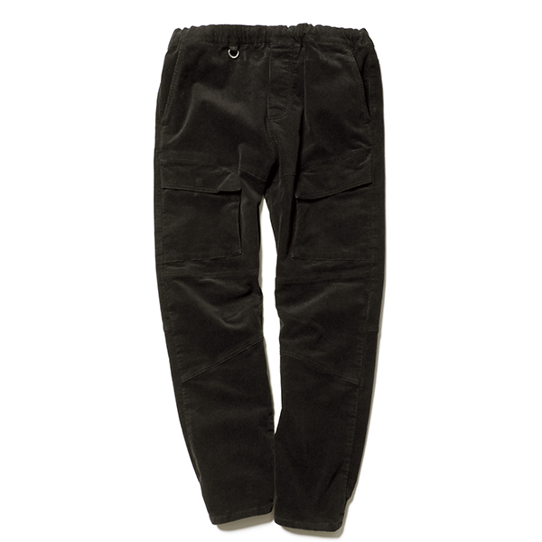 【ポイント30倍】STRETCH CORDUROY FRONT POCKET RIBBED CARGO PANTS(SOPH-202060)