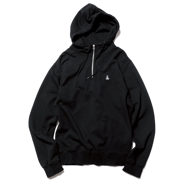 【ポイント30倍】WASHED HALF ZIP SWEAT(SOPH-202069)
