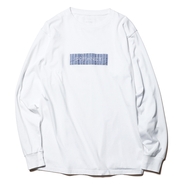 【ポイント30倍】L/S BOX LOGO CUT&SEWN(SOPH-202076)