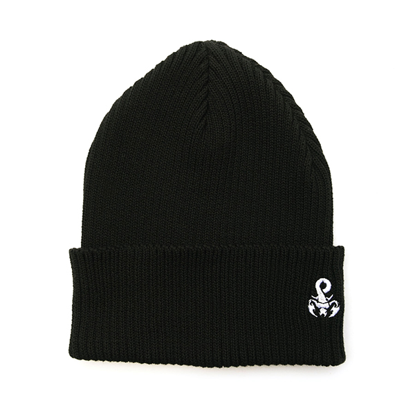 SCORPION LOGO KNIT CAP(SOPH-202099)
