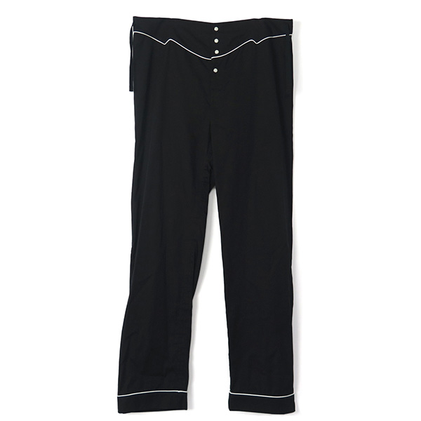 pajama pants/black
