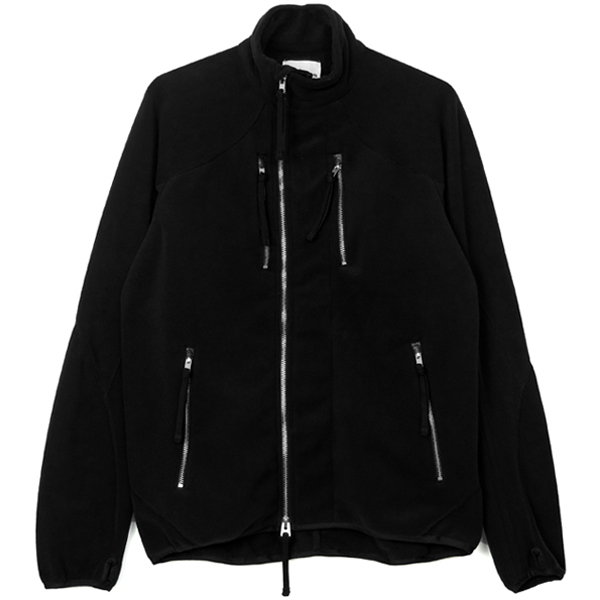 regulator jacket./black