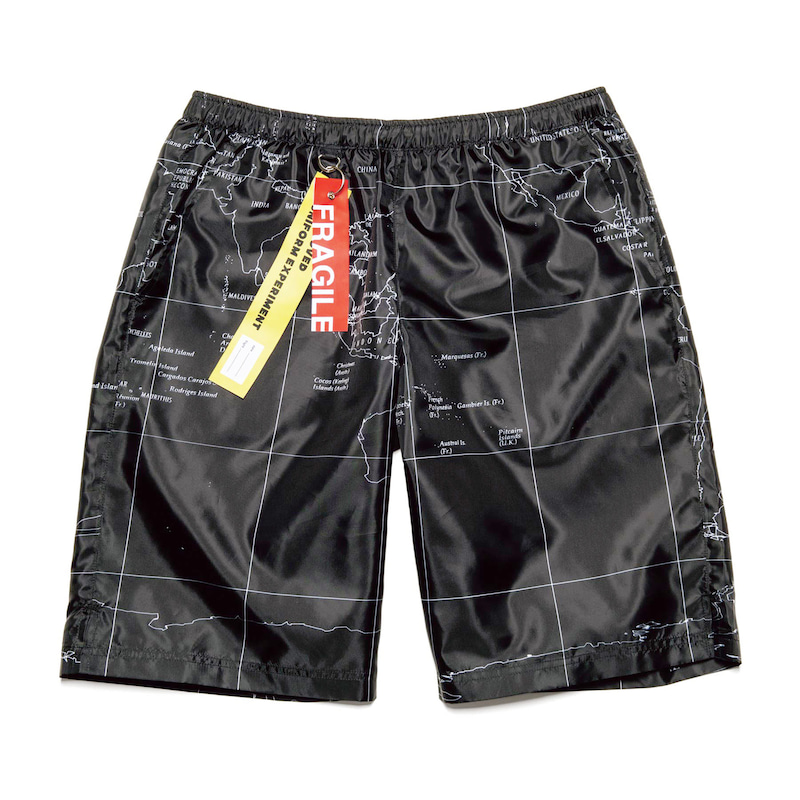 WORLD MAP EASY SHORTS(UE-200001)