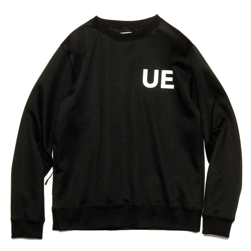 BACK CONCEALED POCKET CREWNECK SWEAT(UE-200050)
