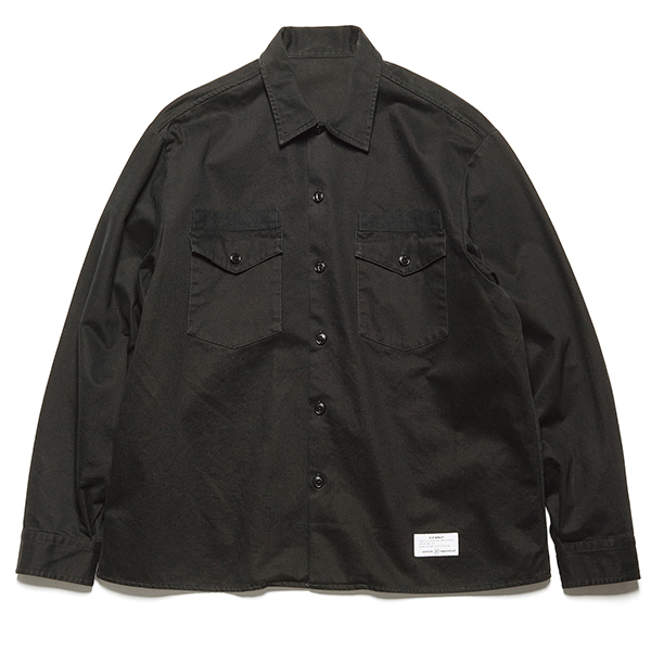 MIL DOUBLE POCKET SHIRT(UE-202009)