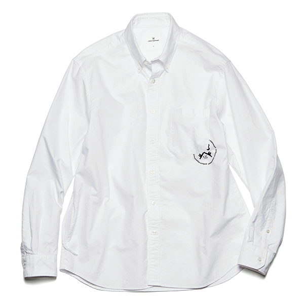【ポイント30倍】BACK CONCEALED POCKET BIG B.D SHIRT(UE-202034)