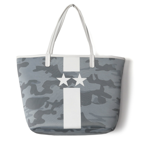 Gray Starline white camouflage medium