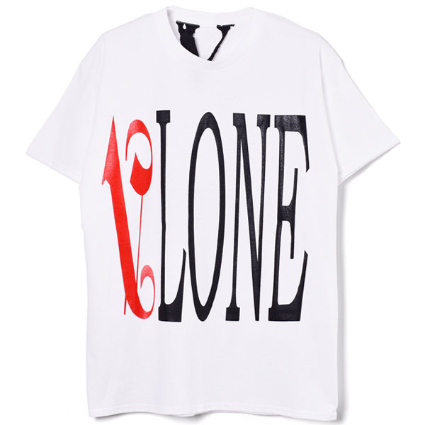 【VLONE×PALM ANGELS】 SS TEE/WHITE