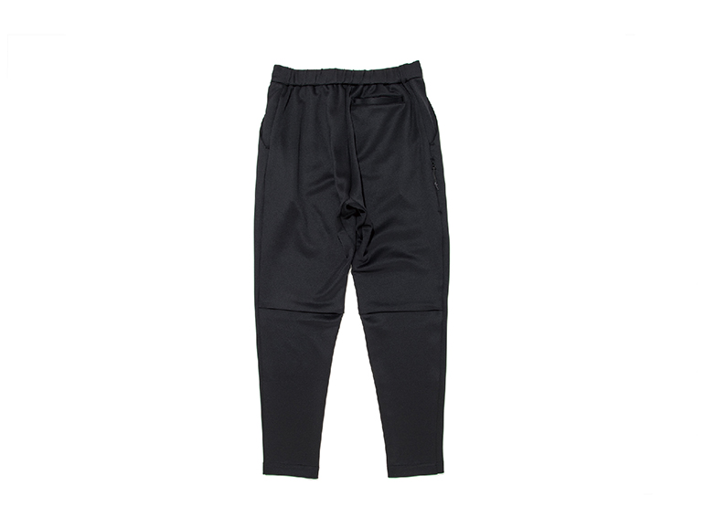 DOUBLE KNIT OUTLINE LOGO LONG PANTS