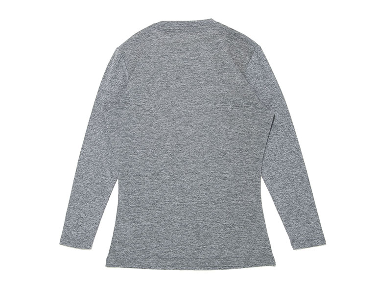 JERSEY STRETCH L/S TEE