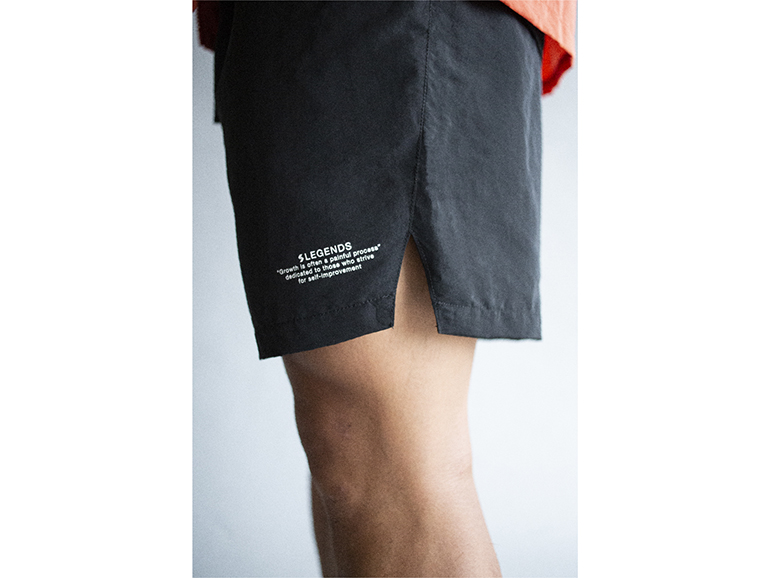 WOVEN SIDE POCKET SHORT PANTS