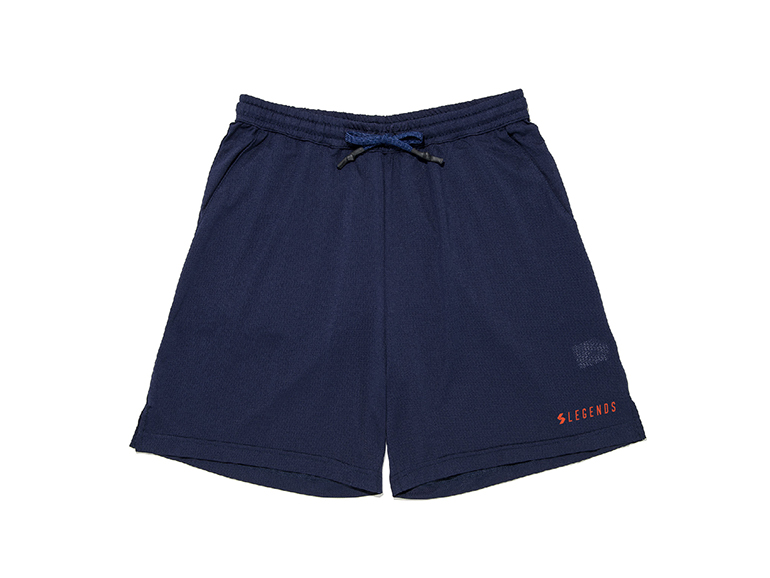 DRY LETTERED PRINT SHORT PANTS