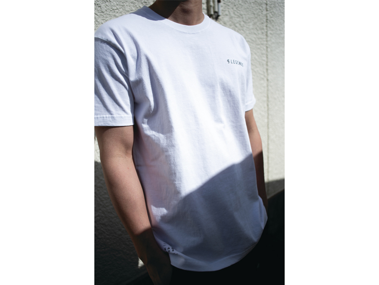 COTTON BIG ONE POINT HEAVY WEIGHT S/S TEE