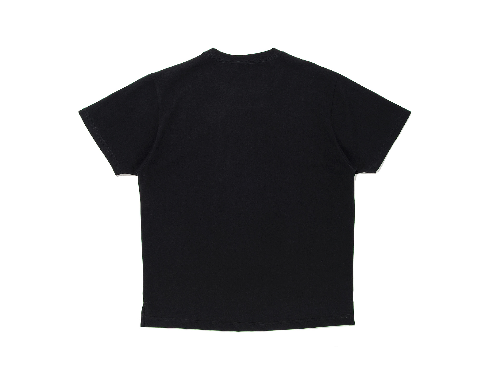 COTTON DRIPPING LOGO S/S TEE