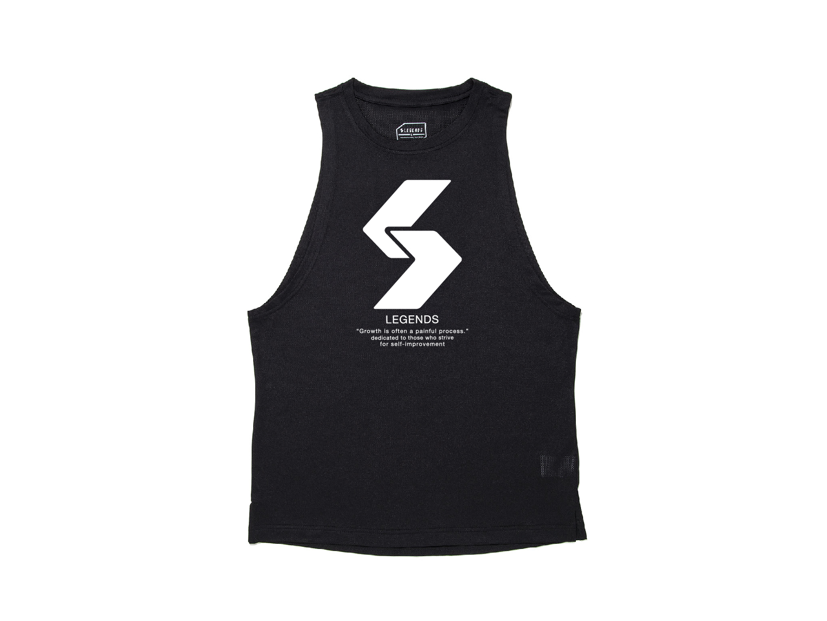 DRY BIG LOGO WIDE ARMHOLE TANK TOP