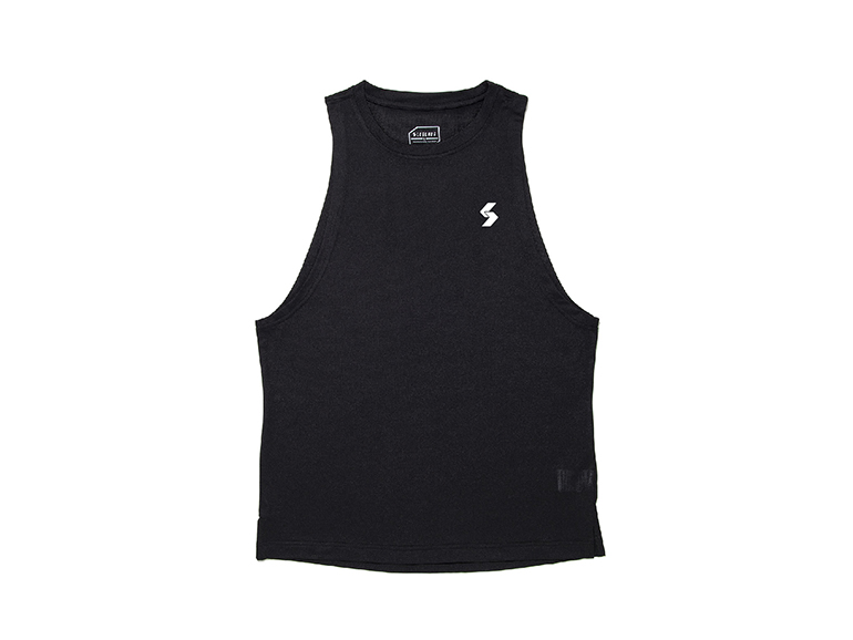 DRY CHARGE GRAPHIC WIDE ARMHOLE TANK TOP