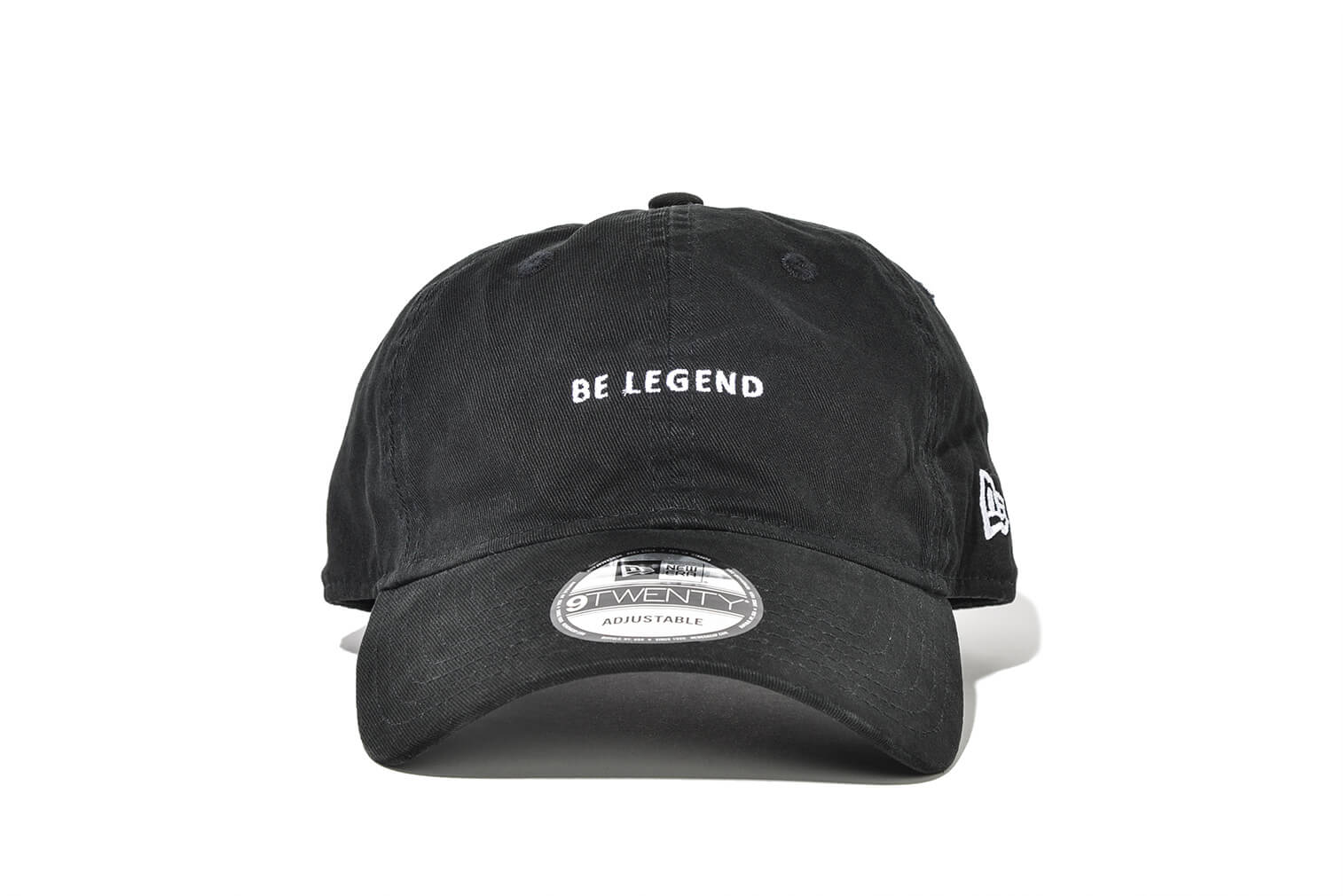 9TWENTY CS BE LEGEND NEW ERA CAP【BLACK】FREE