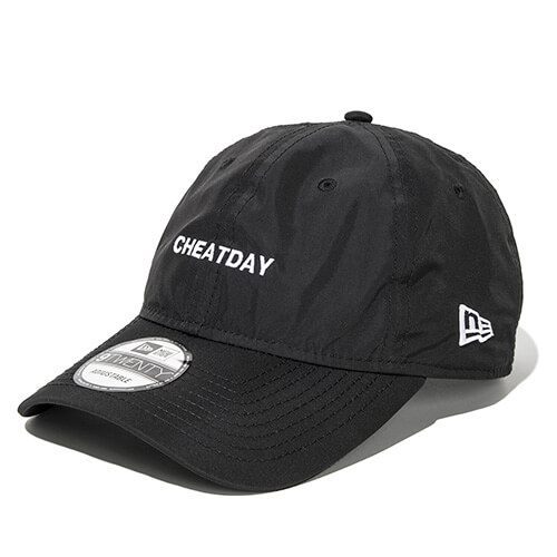 920CS BE LEGEND NEW ERA CAP CHEATDAY【BLACK】FREE
