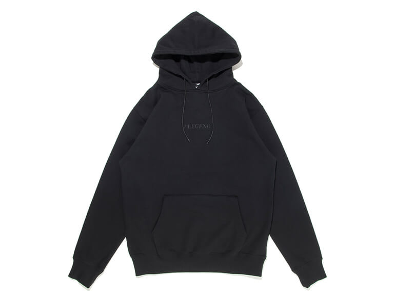 BE LEGEND NEW ERA BOX LOGO HOODIE