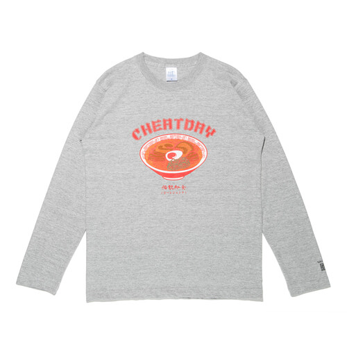 ビーレジェンド CHEATDAY L/S TEE II