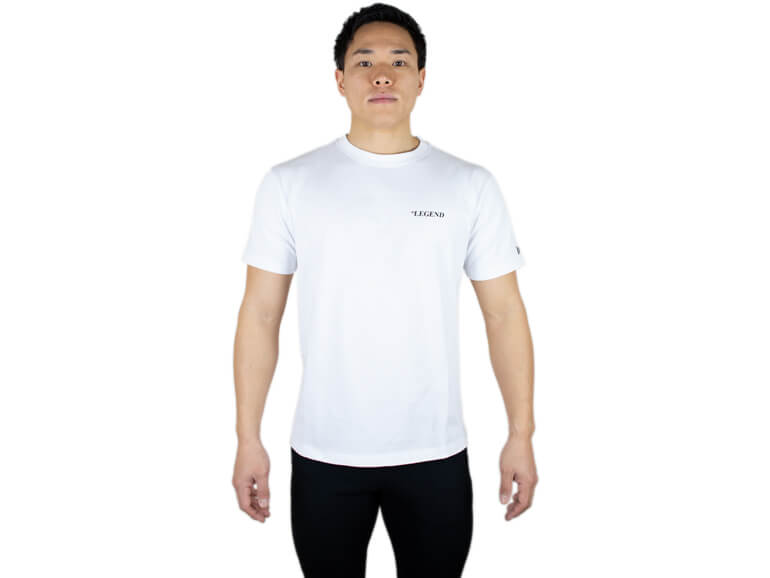 BE LEGEND NEW ERA BOX LOGO S/S TEE