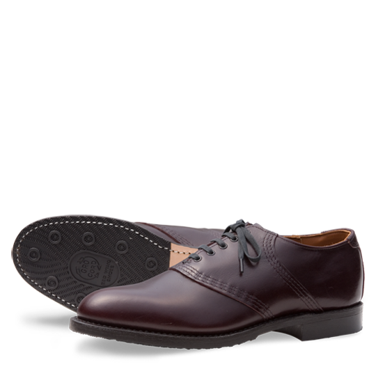 Mil-1 Saddle Oxford