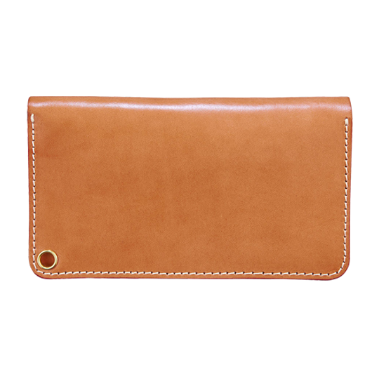 Trucker Wallet / Tan