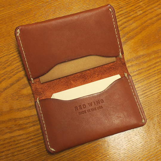 Card Holder Wallet / Tan
