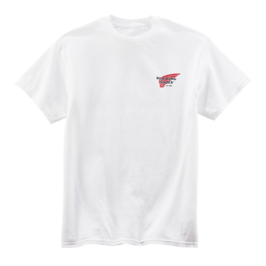 Archive Logo T-shirt / White
