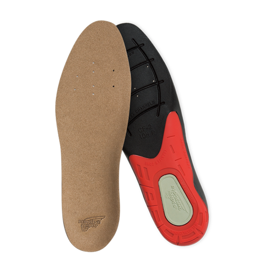 Redbed Footbed