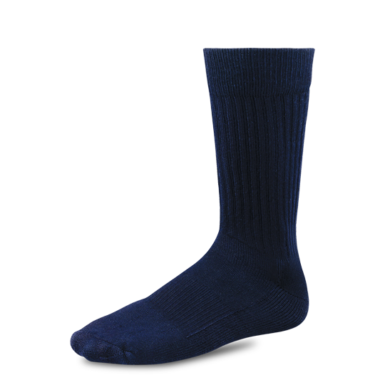 Cotton Socks / Navy