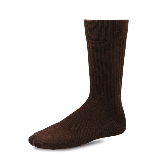 Cotton Socks / Brown
