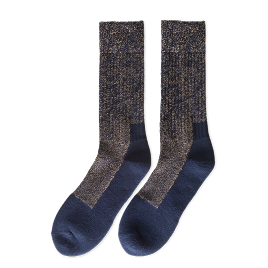 Wool Socks / Navy