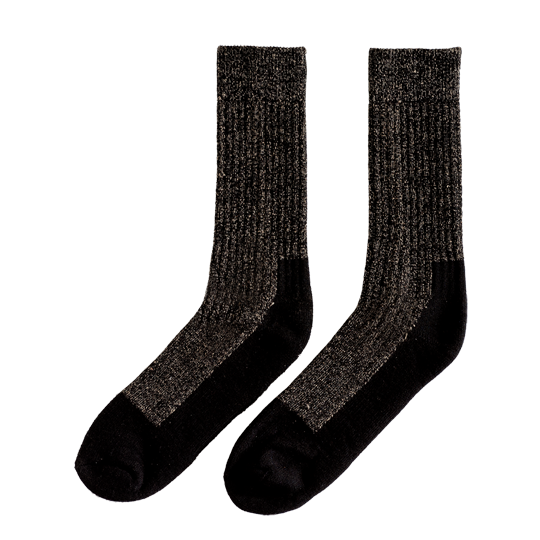 Wool Socks / Black