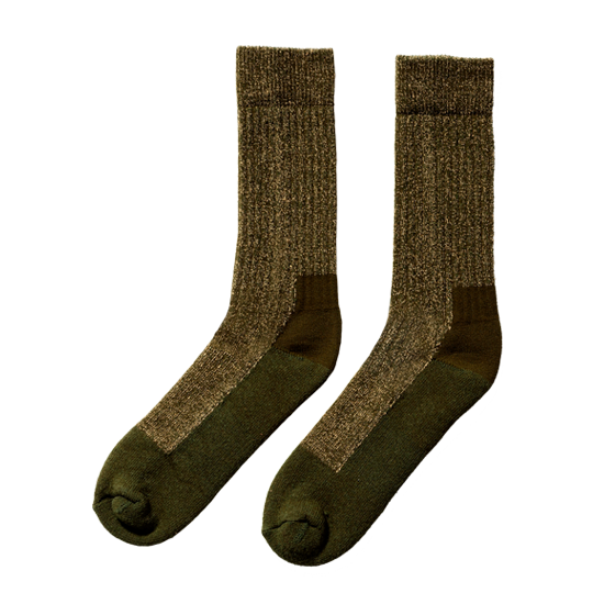 Wool Socks / Olive