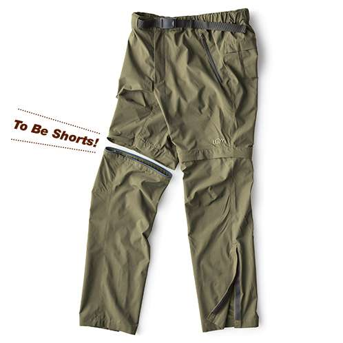 2WAY TRAIL PANTS